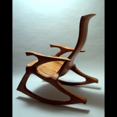 rocking chair design plans free